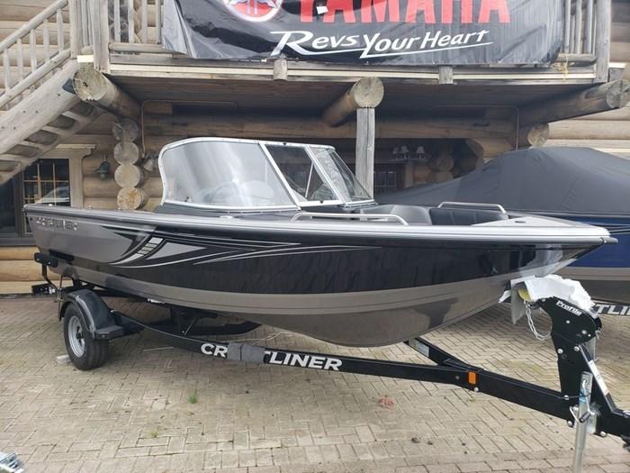 2018 Crestliner 1850 Sportfish Outboard Photo 1 of 14