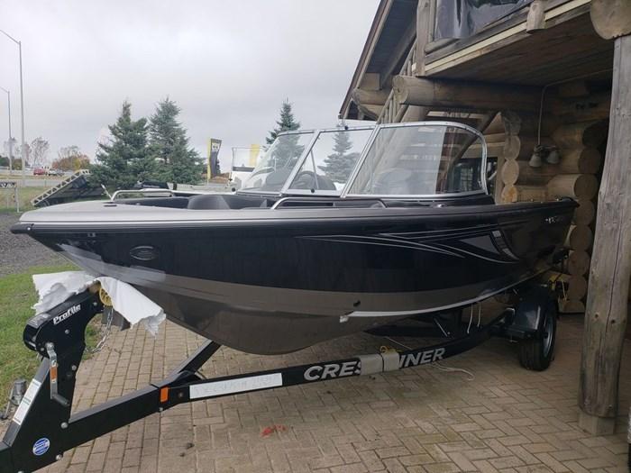 2018 Crestliner 1850 Sportfish Outboard Photo 3 of 14