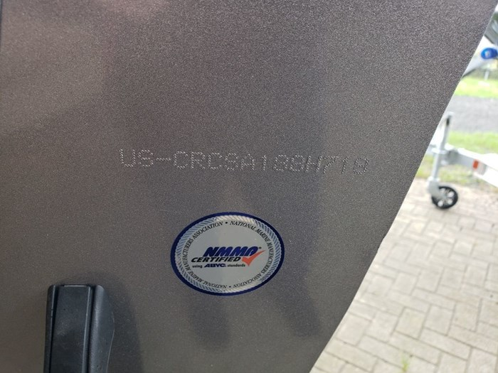 2018 Crestliner 1850 Sportfish Outboard Photo 14 of 14