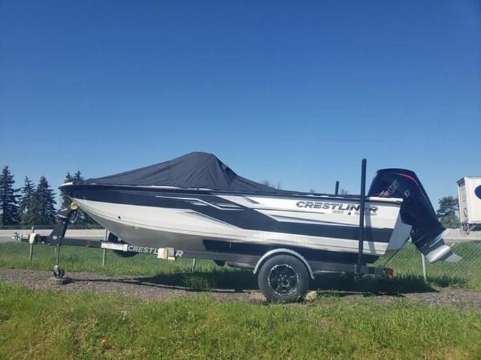 2019 Crestliner 1850 Sportfish SST Photo 1 sur 7