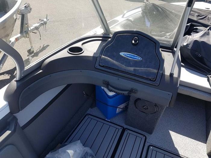 2019 Crestliner 1850 Sportfish SST Photo 6 sur 7