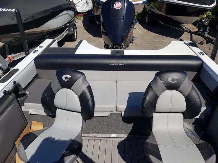2019 Crestliner 1850 Sportfish SST Photo 7 sur 7