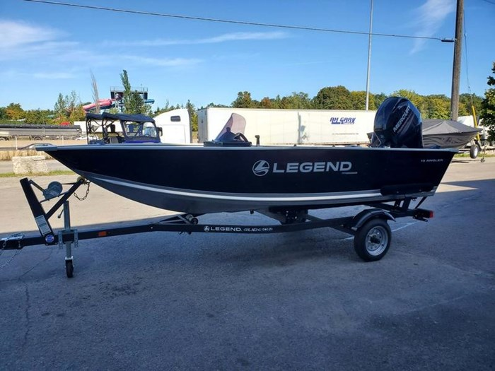 2019 Legend 15 Angler Photo 2 of 10