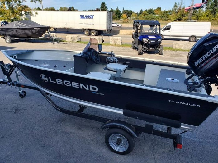 2019 Legend 15 Angler Photo 3 of 10