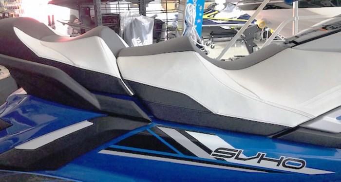 2019 Yamaha FX Cruiser SVHO Photo 4 sur 6