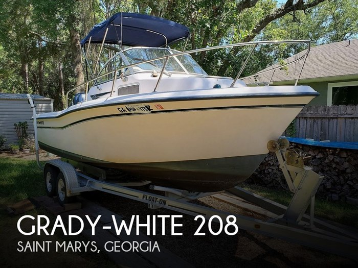 2007 Grady-White 208 Adventure Photo 1 sur 20