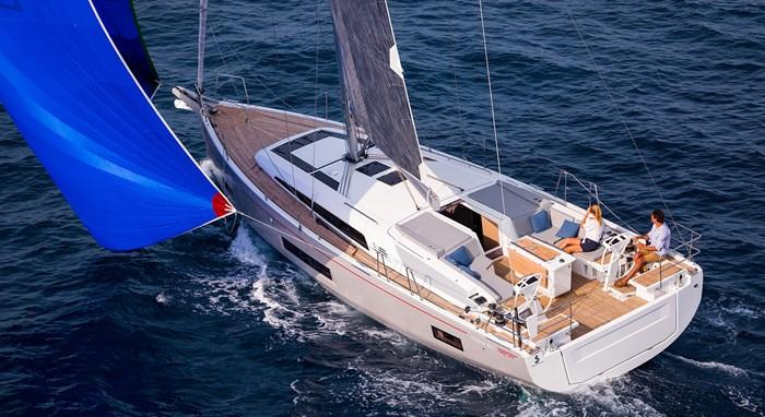 2021 Beneteau Oceanis 46.1 Photo 2 sur 13