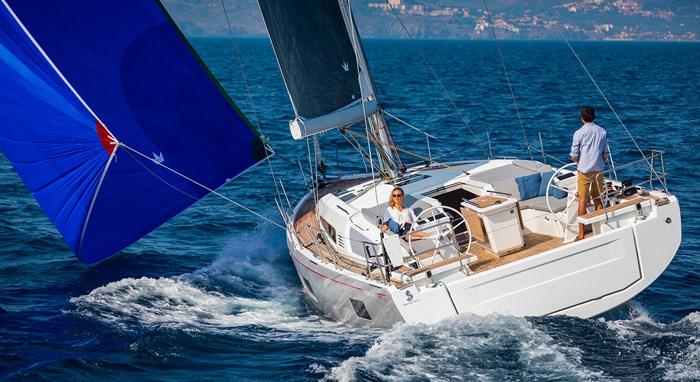 2021 Beneteau Oceanis 46.1 Photo 1 sur 13