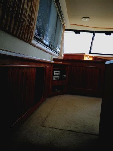 1989 Carver 3807 Aft Cabin Photo 13 sur 49
