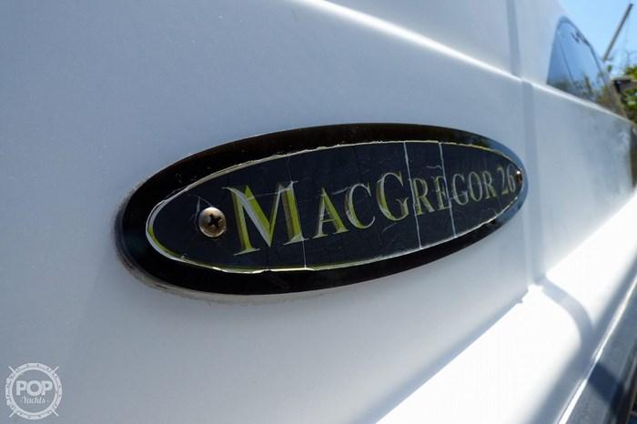 2012 MacGregor 26M Photo 13 sur 20