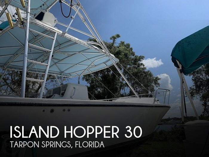 1998 Island Hopper 30 Photo 1 sur 20