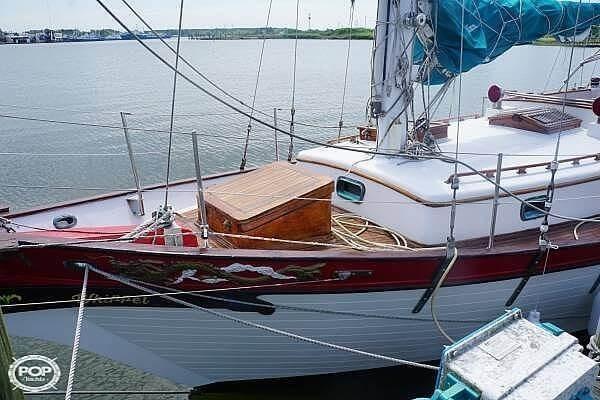 1983 Island Trader 41 Photo 11 sur 20