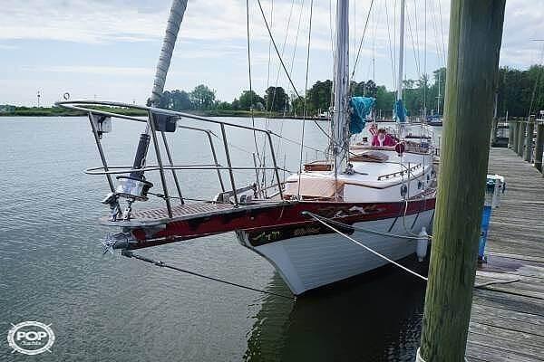 1983 Island Trader 41 Photo 17 sur 20