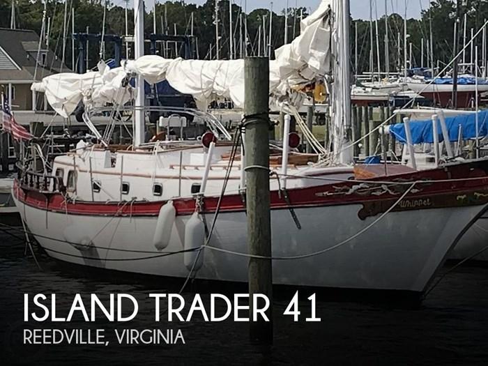 1983 Island Trader 41 Photo 1 sur 20