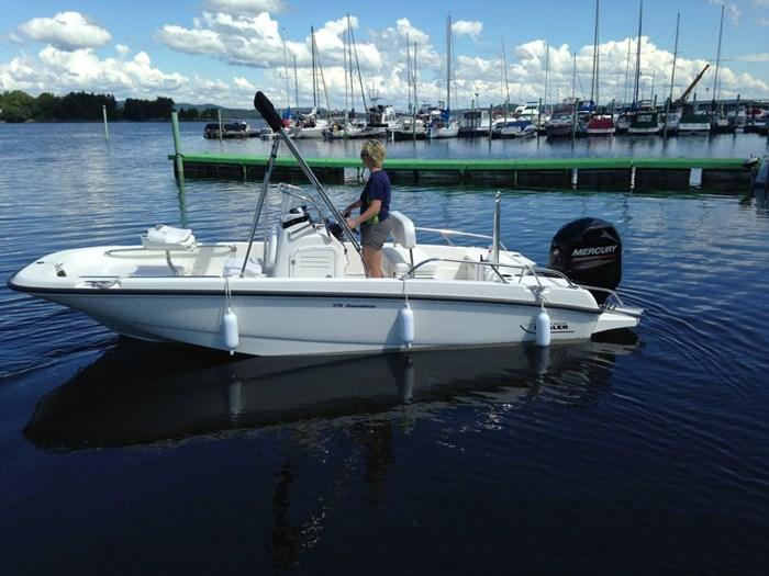 2014 Boston Whaler 170 Dauntless Photo 1 of 6