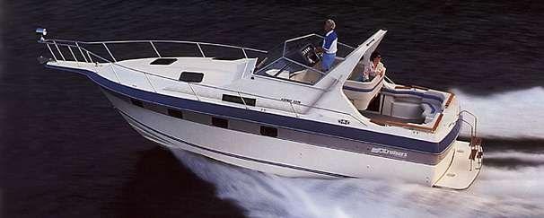 1988 Cruisers Yachts 3370 Esprit Photo 10 sur 10