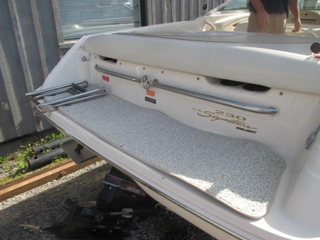 1996 Sea Ray 230BRSS Photo 5 of 21