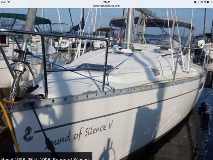1998 Beneteau Oceanis Photo 17 of 34