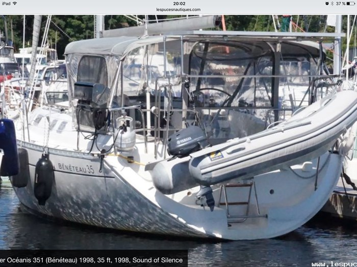 1998 Beneteau Oceanis Photo 7 of 34