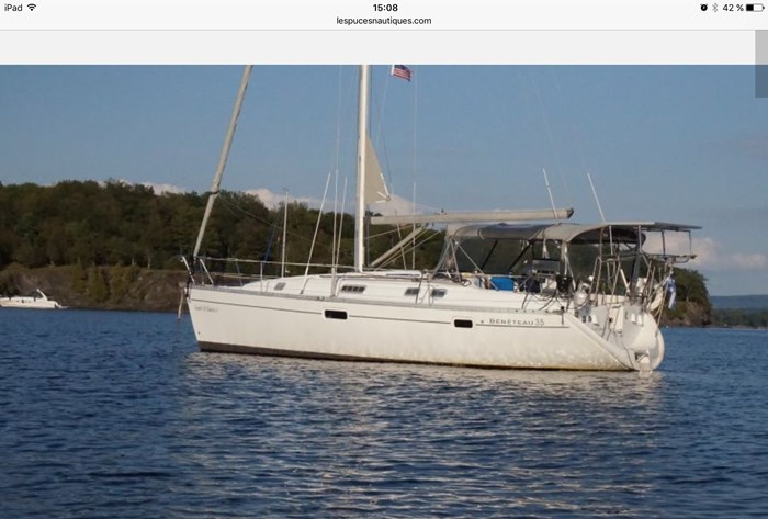 1998 Beneteau Oceanis Photo 1 of 34