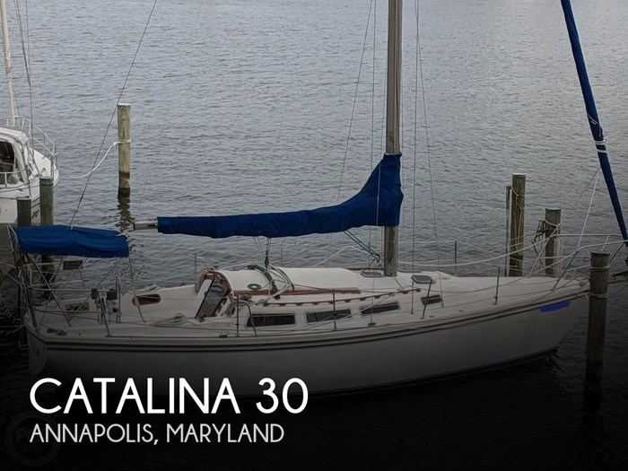 1984 Catalina 30 Tall Rig Photo 1 of 20