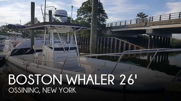 2002 Boston Whaler 260 Outrage Photo 1 sur 20