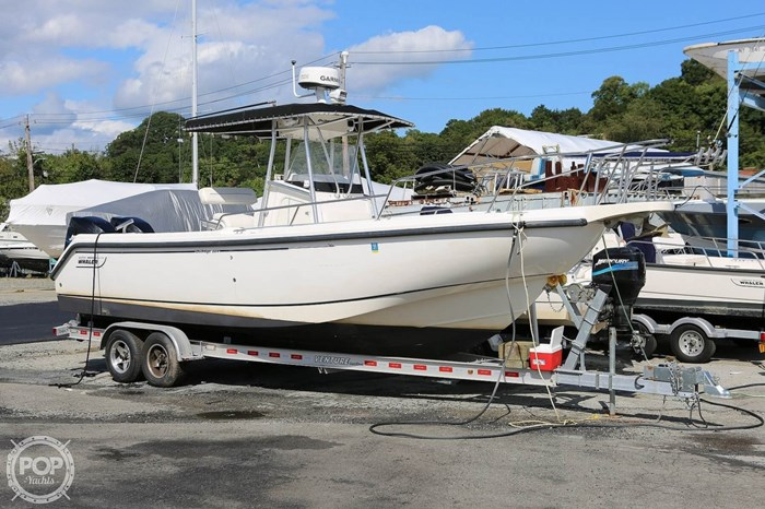 2002 Boston Whaler 260 Outrage Photo 2 sur 20