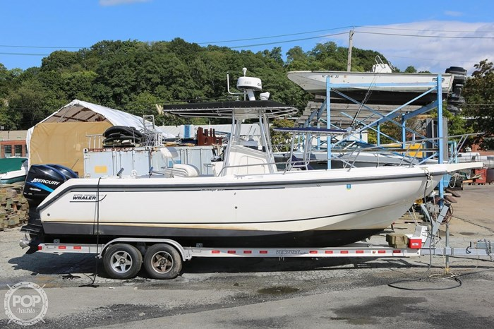 2002 Boston Whaler 260 Outrage Photo 10 sur 20
