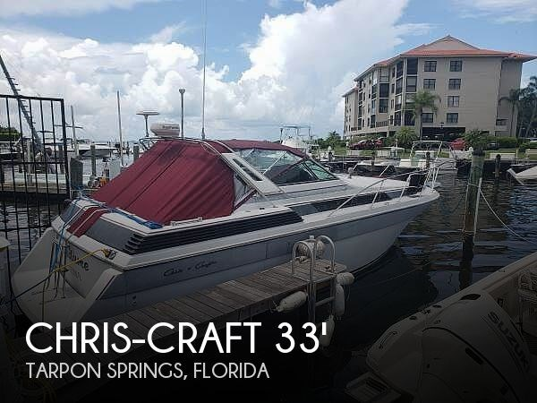 1987 Chris-Craft 320 AmeroSport Photo 1 of 20