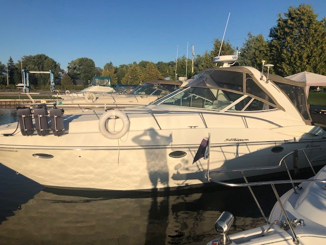 2006 Cruisers Yachts 340 Express Photo 1 sur 36