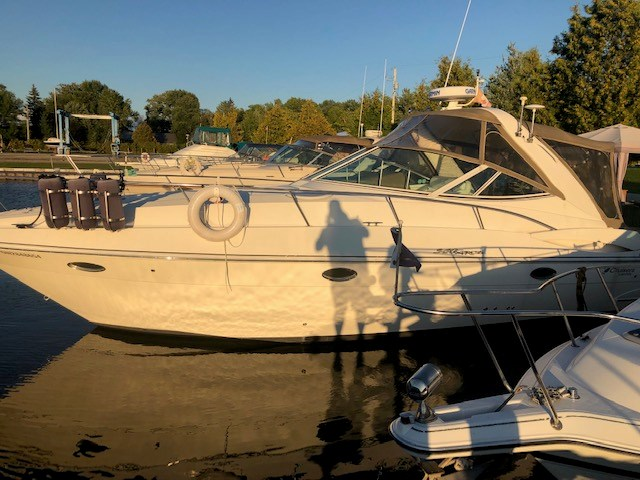 2006 Cruisers Yachts 340 Express Photo 35 sur 36