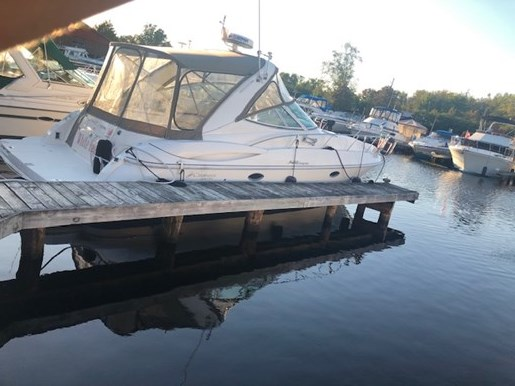 2006 Cruisers Yachts 340 Express Photo 2 sur 36