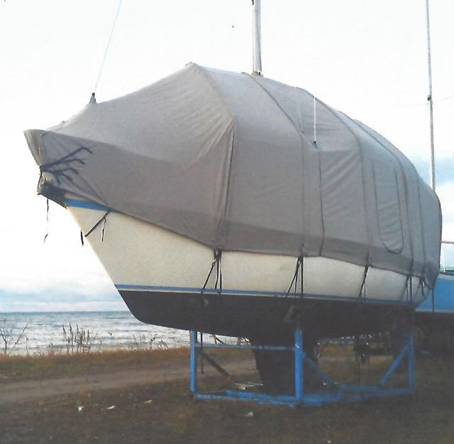 1988 CS Yachts CS 33 Sloop Photo 14 sur 15