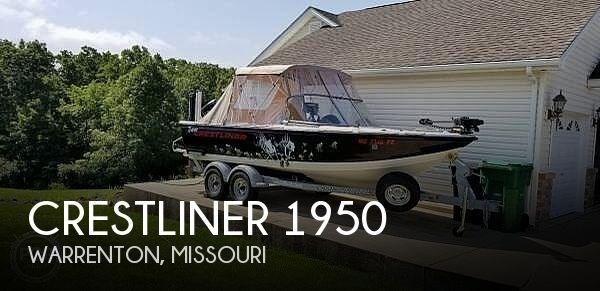 2013 Crestliner 1950 Sportfish SST Photo 1 of 11