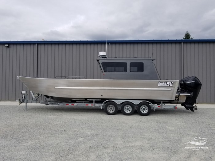 2019 Rogue Jet Boatworks Coastal Landing Craft 28 Photo 1 of 55