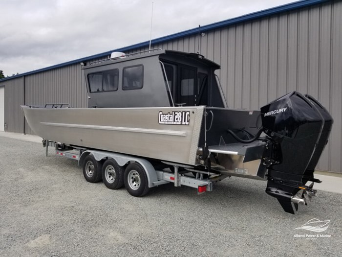 2019 Rogue Jet Boatworks Coastal Landing Craft 28 Photo 2 of 55