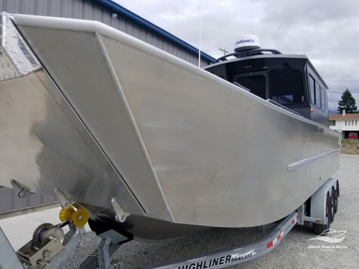 2019 Rogue Jet Boatworks Coastal Landing Craft 28 Photo 15 of 55