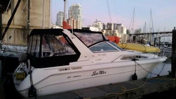 1992 Sea Ray Sundancer 300 Photo 1 sur 21