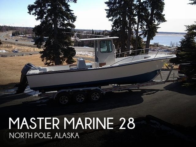 1981 Master Marine 28 Photo 1 of 7