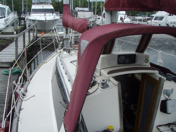 1990 One off Centerboarder cat ketch unstayed Photo 2 of 3
