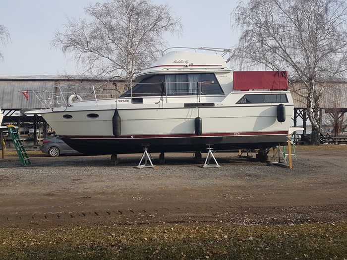 1990 Cooper Yatchs 10 m Prowler Photo 13 of 20
