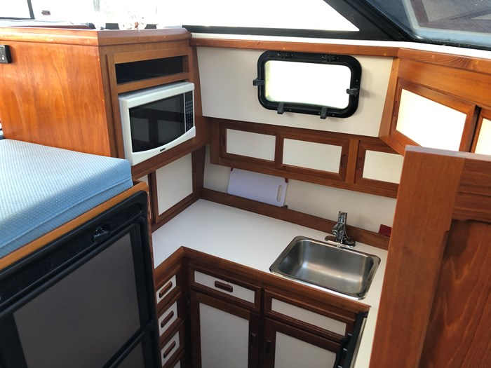 1990 Cooper Yachts Prowler Photo 19 of 23