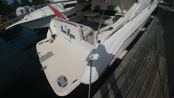 1991 Sea Ray Sundancer 350 Photo 7 of 25