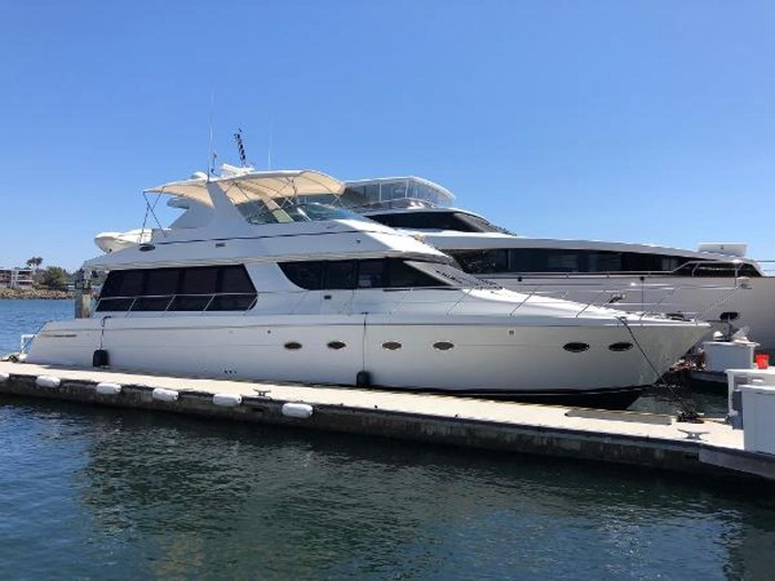 2003 Carver 570 Voyager Pilothouse Photo 3 of 40