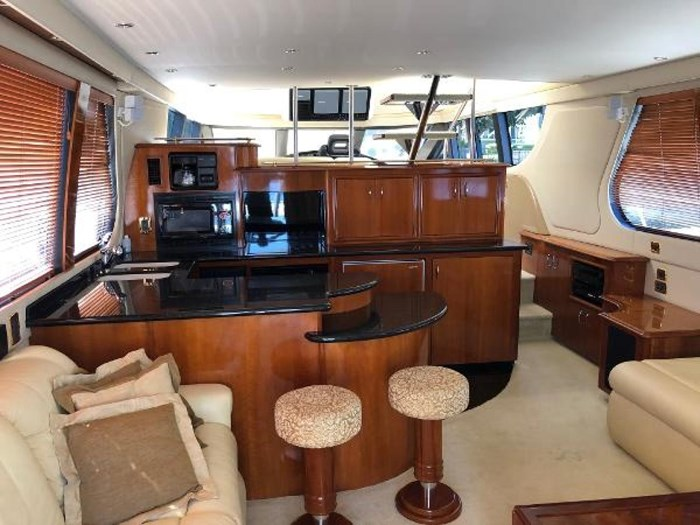 2003 Carver 570 Voyager Pilothouse Photo 13 of 40
