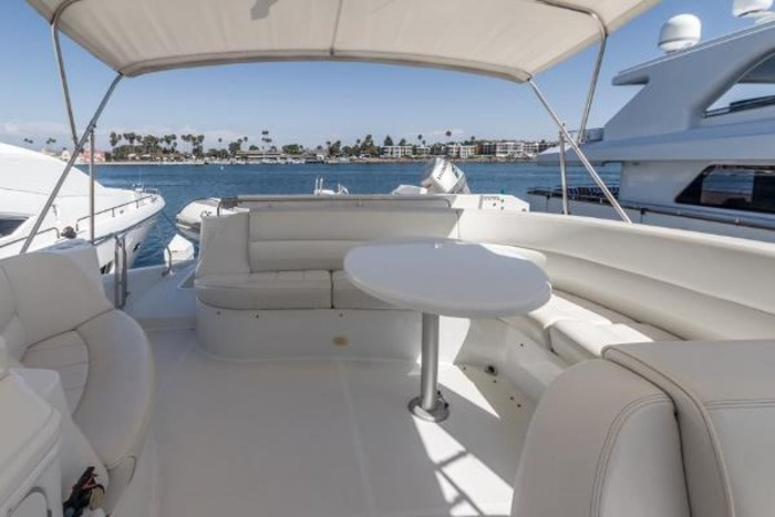 2003 Carver 570 Voyager Pilothouse Photo 34 of 40