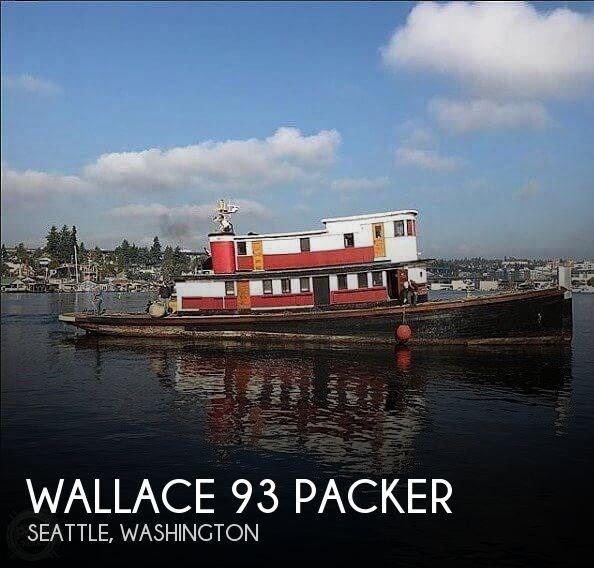 1908 Wallace 93 Packer Photo 1 sur 20