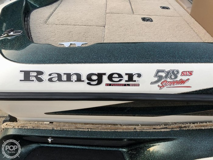 1998 Ranger 518SVS Photo 16 sur 20