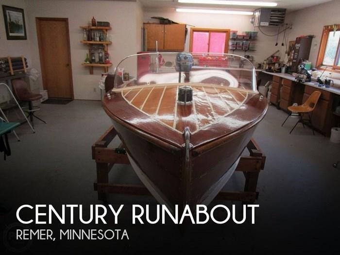 1947 Century Runabout Photo 1 sur 20