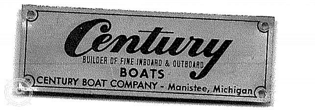 1947 Century Runabout Photo 9 sur 20